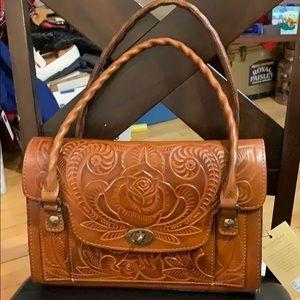Patricia Nash Hand tooled bag